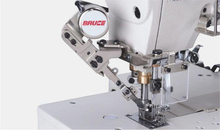 BRUCE BRC-562E-01GBx356H/UT Механизм обрезки нитки укладчика